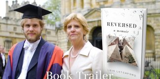 reversed a memoir book trailer