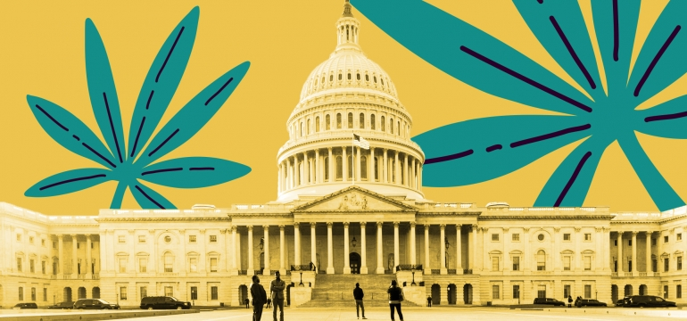 Federal Lawmakers Join Legalization Advocates in Call for Equity