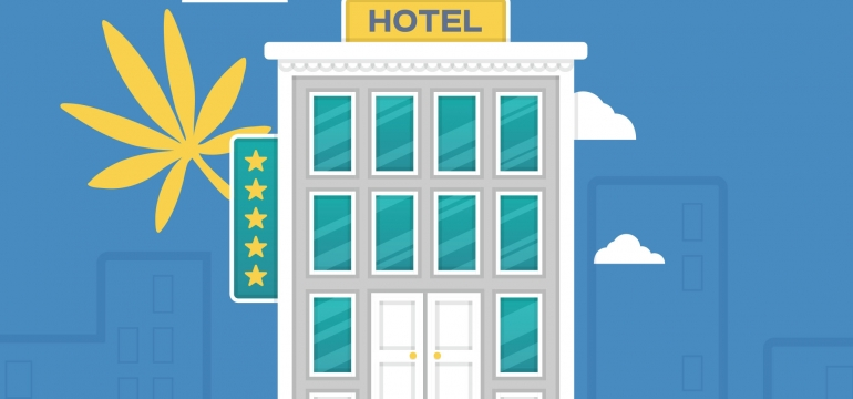 How Hotels Are Adapting to Cannabis Legalization