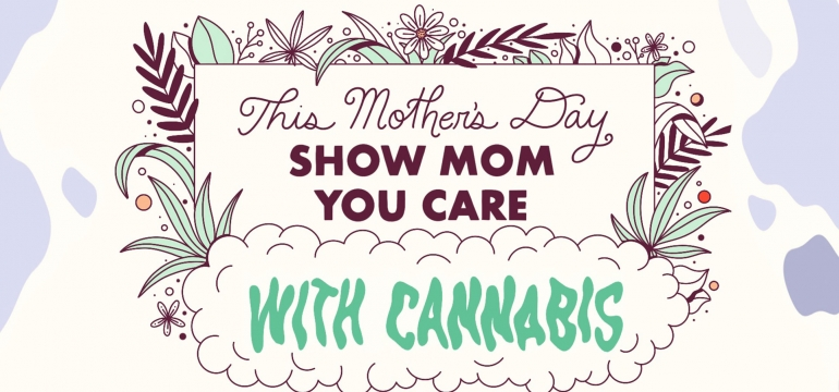 I Taught My Mom How to Buy Cannabis for Mother's Day