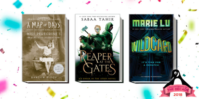 Biggest Books of the Decade: 2018