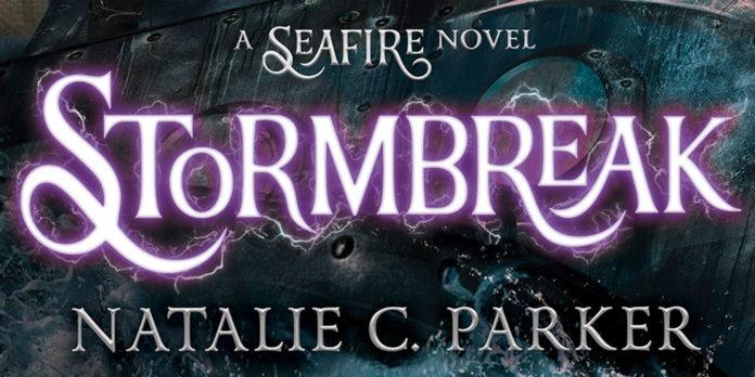 Excerpt Alert: STORMBREAK by Natalie C. Parker