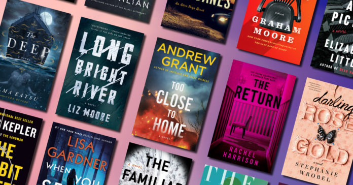 2020 Thrillers to Read All Year Long
