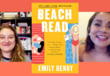 Beach Read Book Club Discussion
