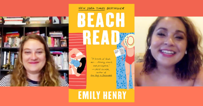 Beach Read Book Club Discussion