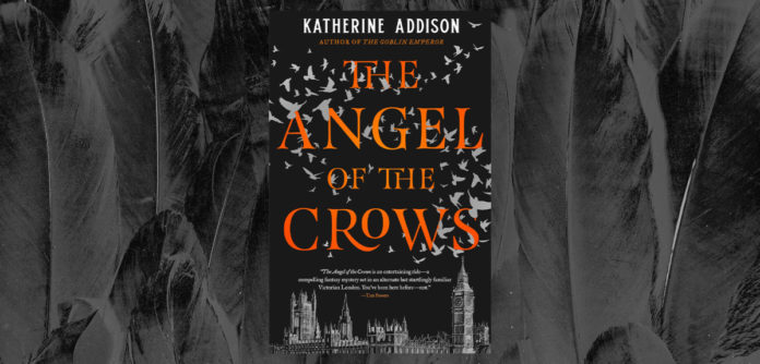 "Possibilities of Originality and Constraints of the Original in ""The Angel of the Crows"" – Chicago Review of Books"
