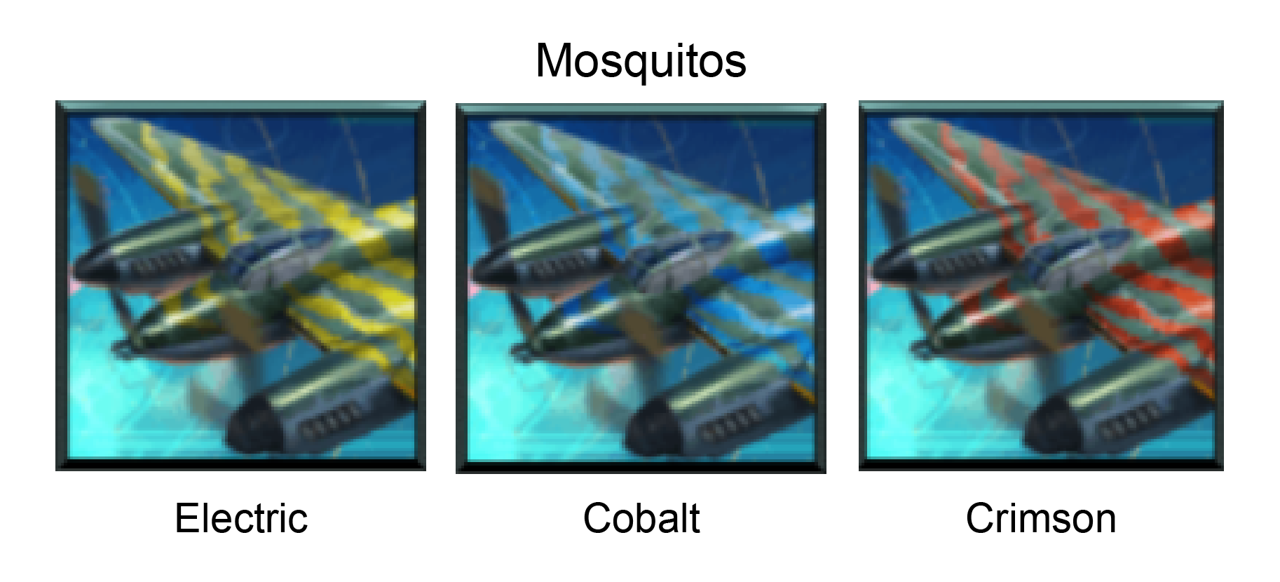 Control Point Mosquitos