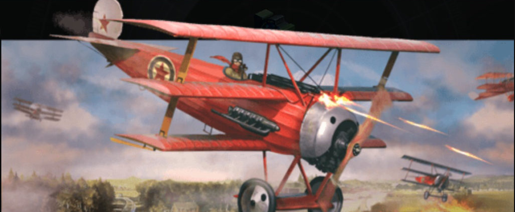 Fokker D VII Mercenary